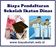Biaya Pendaftaran Sekolah Ikatan Dinas 2021 2022 Pkn Stan Ipdn Polstat Stis Dll Biaya Kuliah 2021 2022