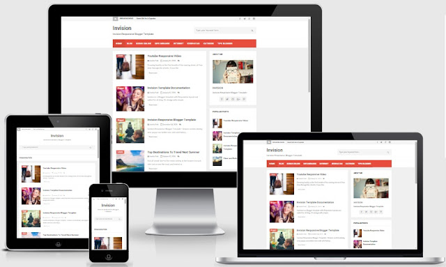 Chia sẻ template blogspot cá nhân cực đẹp