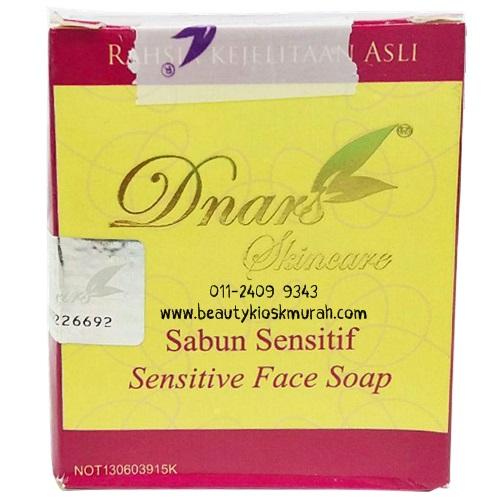 Sabun Sensitif Dnars Skincare