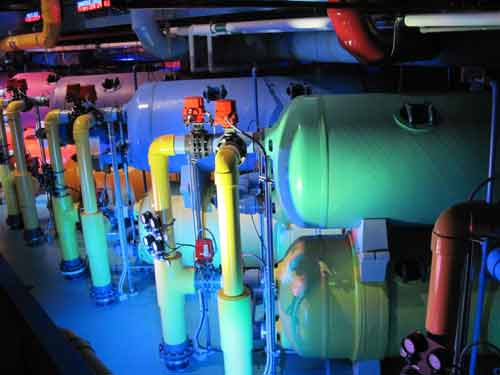 Ripley's Aquarium (Life Support Systems)