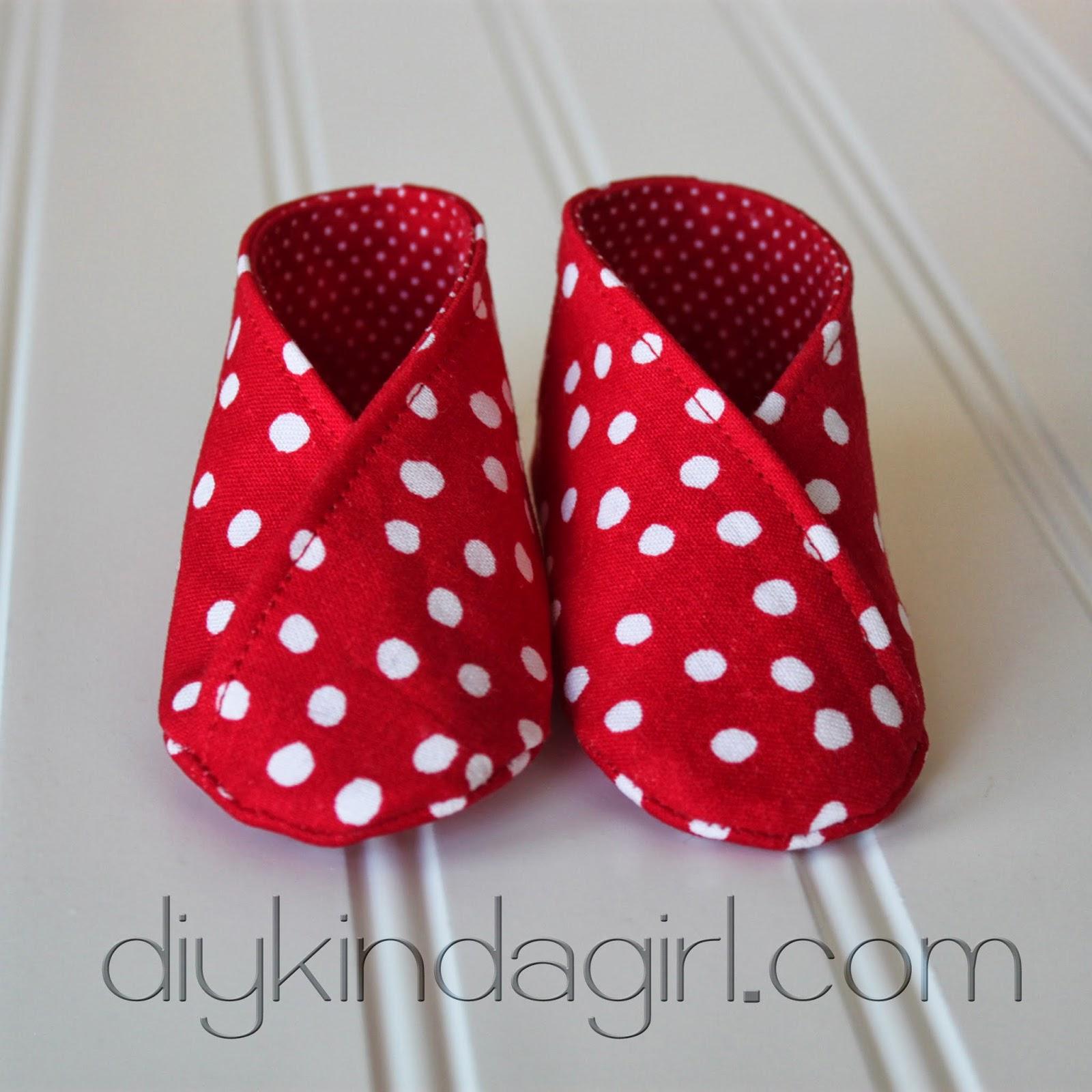 DIY kinda girl: Latest Baby Shoes