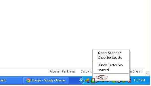 Exit Dari Systray {focus_keyword} Cara Baru Menghilangkan Blacklist SMADAV 8.9.1 + Key Pro exit