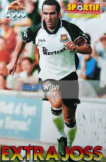 Paolo Di Canio West Ham United