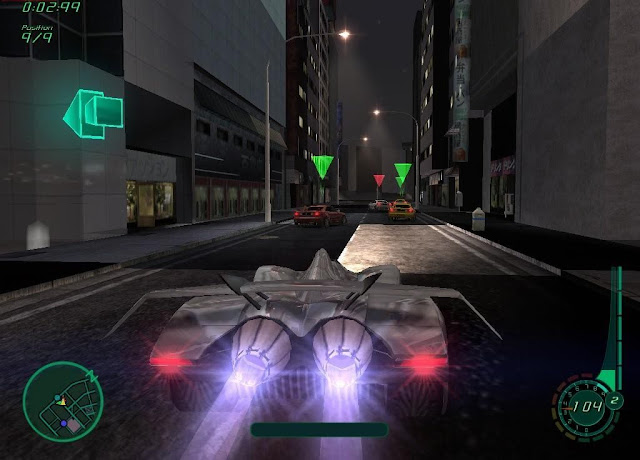 Midnight Club 2 Game Screenshot For PC