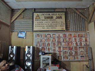 PD Subur Jaya - Kabasiran Pembuatan Kusen, Pintu - Jendela