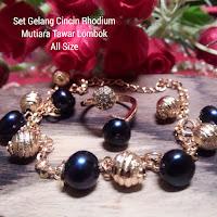 Harga Set Perhiasan Mutiara Lombok