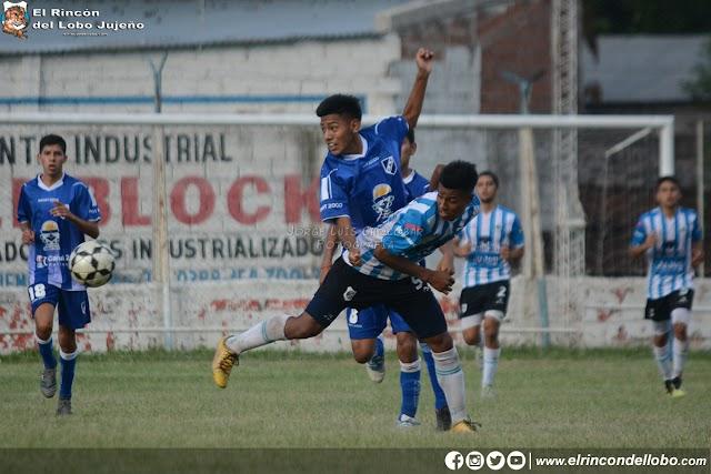 Fotos | 1ra Local | Fecha 28: Talleres de Perico 3-3 Gimnasia | Liga Jujeña