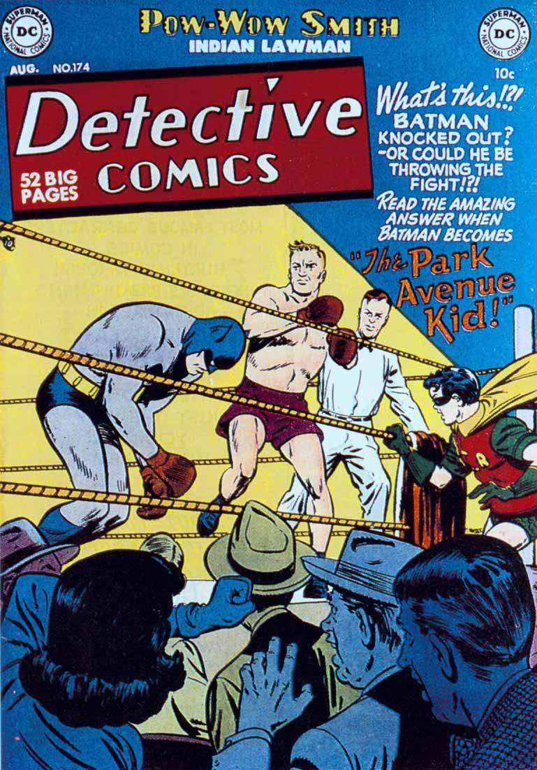 Read online Detective Comics (1937) comic -  Issue #174 - 1