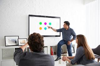 Интерактивный экран Cisco Spark Board: разбираем преимущества!