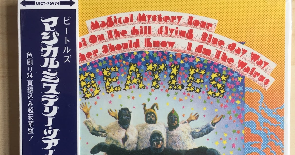 Magical Mystery Tour American Album