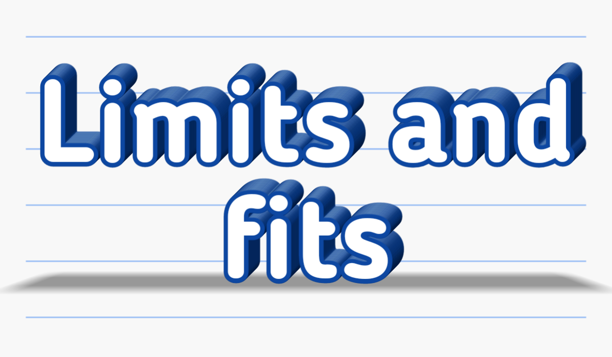Iti fitter multiple choice questions limits and fits chapter