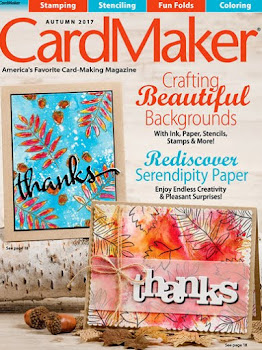 Card Maker Publication Autumn 2017
