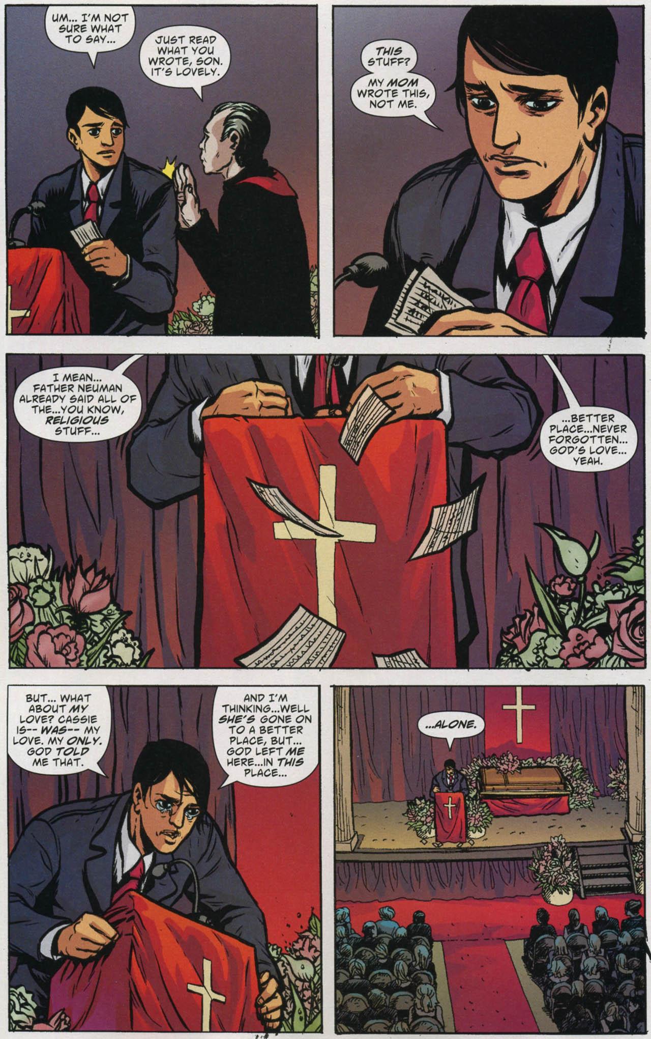 Read online American Virgin comic -  Issue #5 - 10