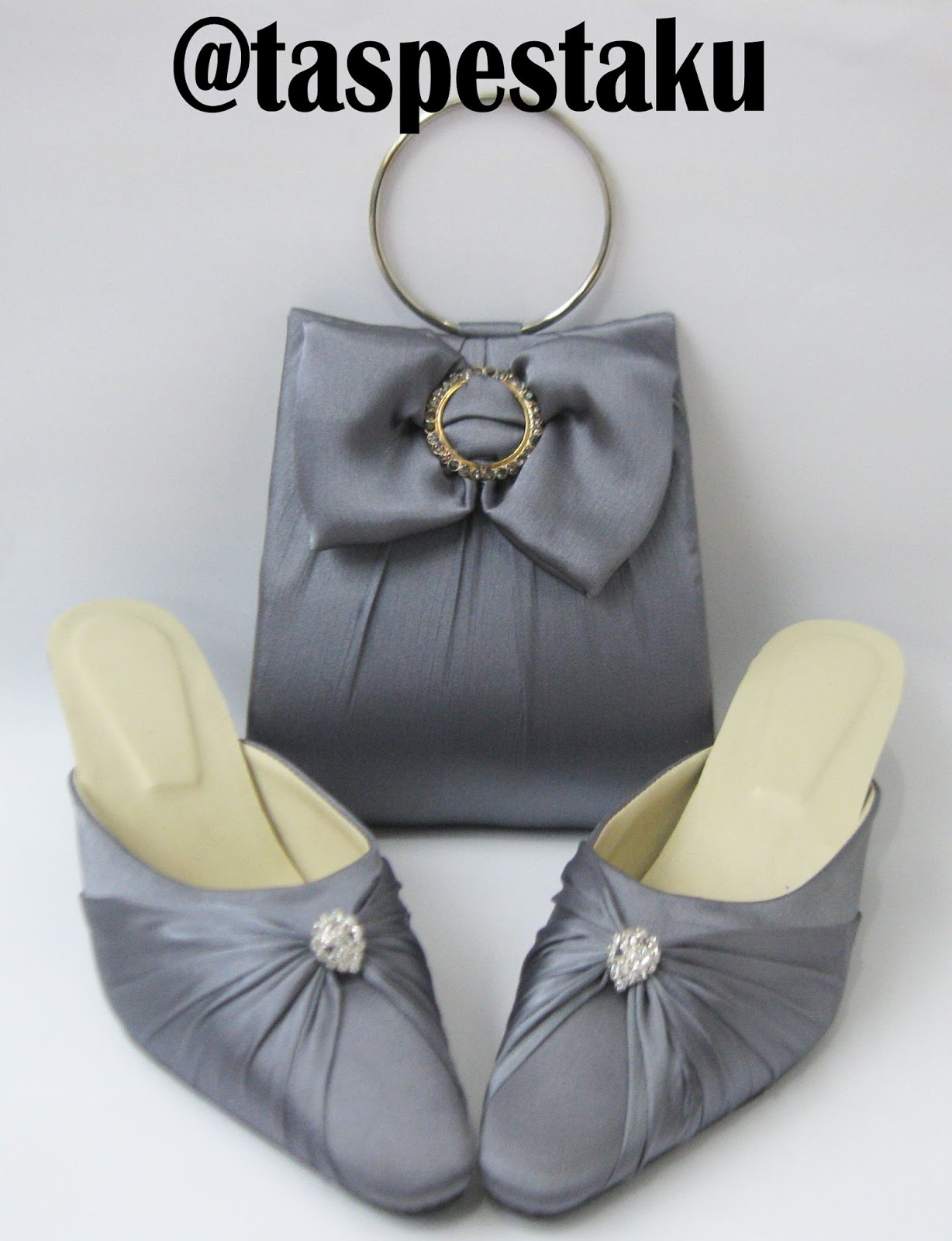 Tas Pesta - Clutch Bag @taspestaku: Polish Metalic Tas ...