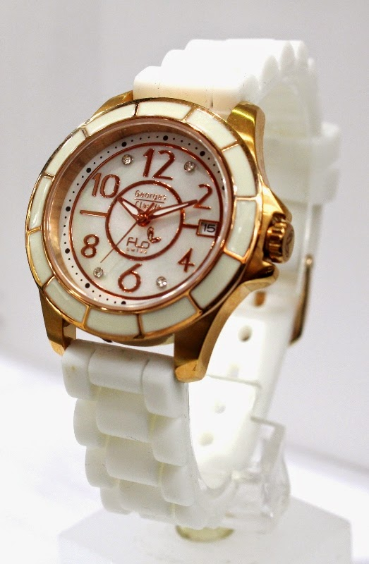 george claude 3128 rose goldfemale 35mm rubber