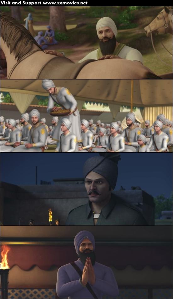 Chaar Sahibzaade 2 Rise Of Banda Singh Bahadur 2016 Hindi 720p HDRip