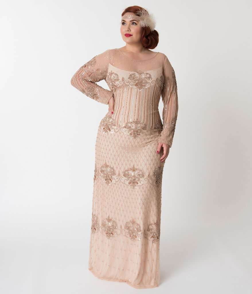 Most Charming Plus Size Mother of Bride Grooms Attire | Bridal Gowns ...