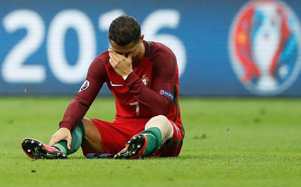 Ronaldo Melewatkan Piala Super Eropa 2016