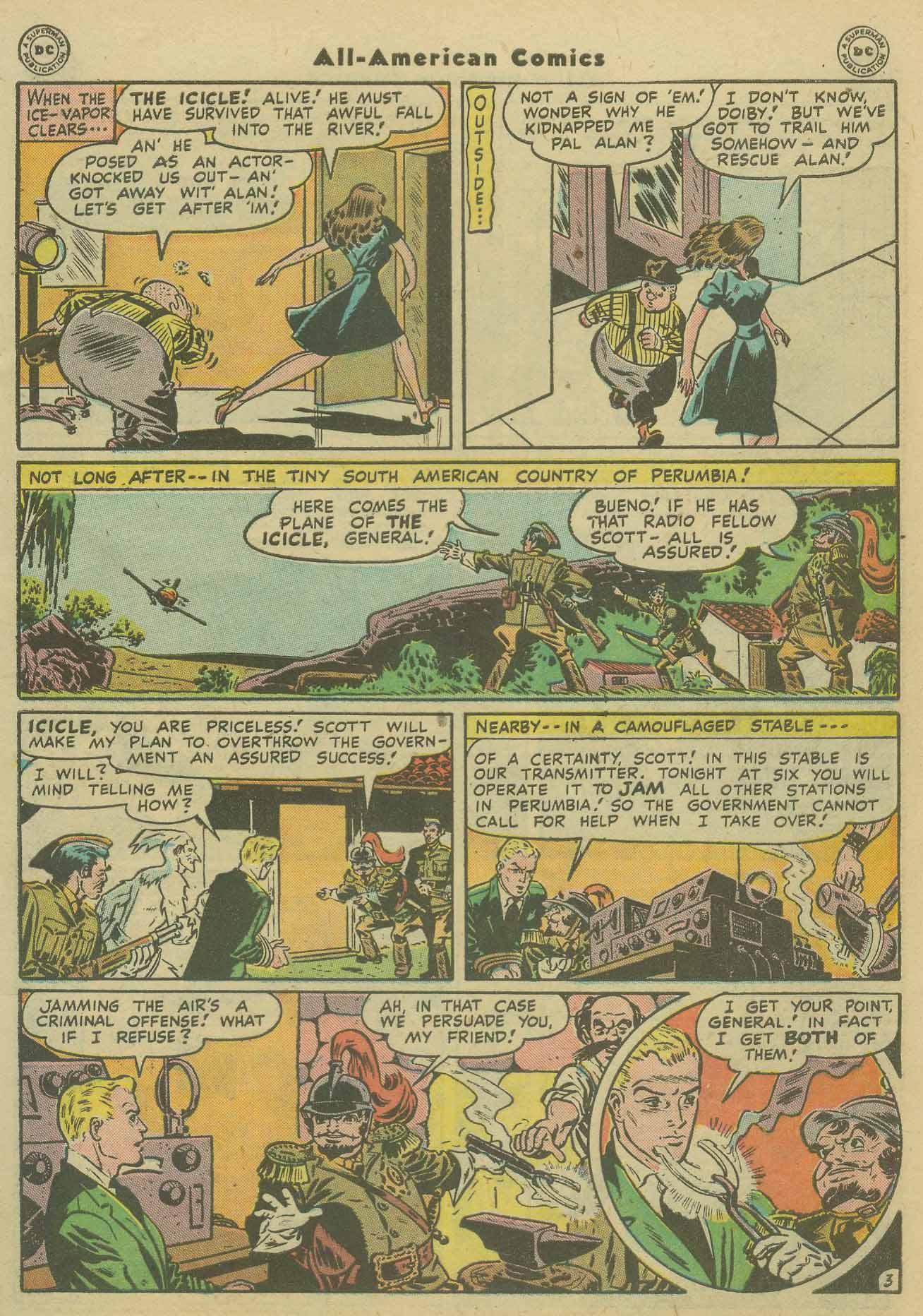 Read online All-American Comics (1939) comic -  Issue #92 - 5
