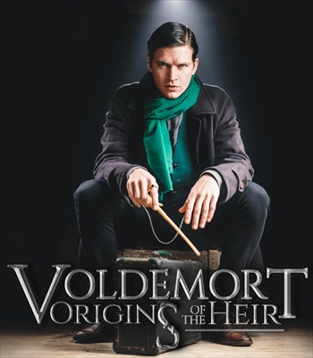 Voldemort Origins of the Heir 2018 English 720p WEB-DL 400MB