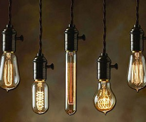 Retro Lighting Fixtures for Office