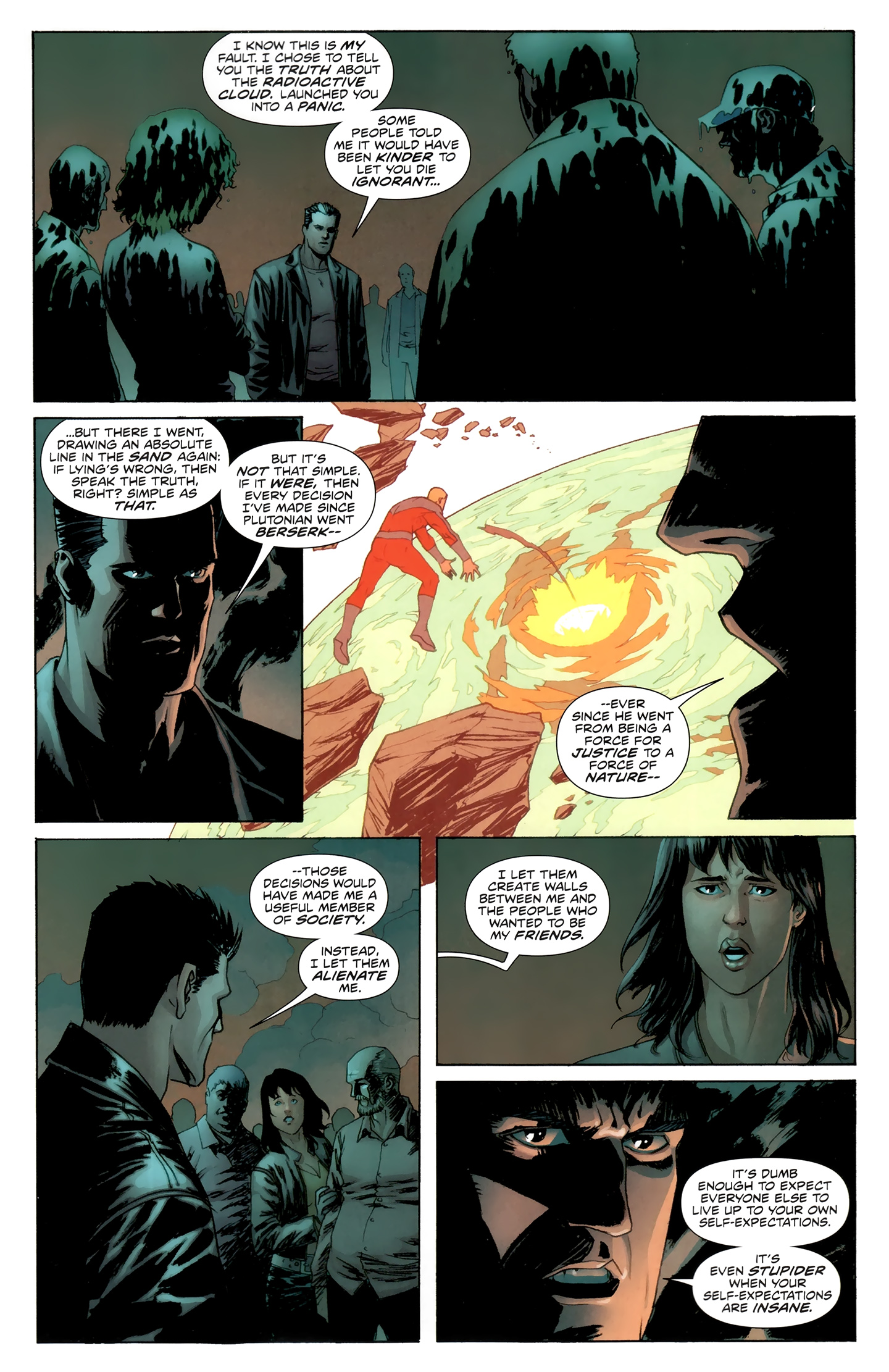 Read online Incorruptible comic -  Issue #30 - 7
