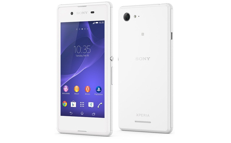 Cara Flashing Sony Xperia E3 D2202 Bootloop / Mati total
