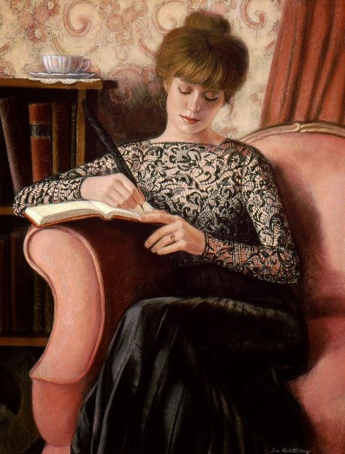 Внутренняя красота женщины. Sue Halstenberg