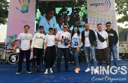 Mc Salatiga - The Spirit Of Wippro Run 23 september 2018