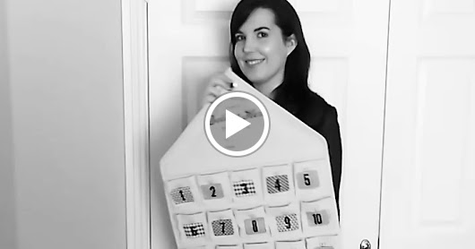 Its not to late to create your own advent calendar!