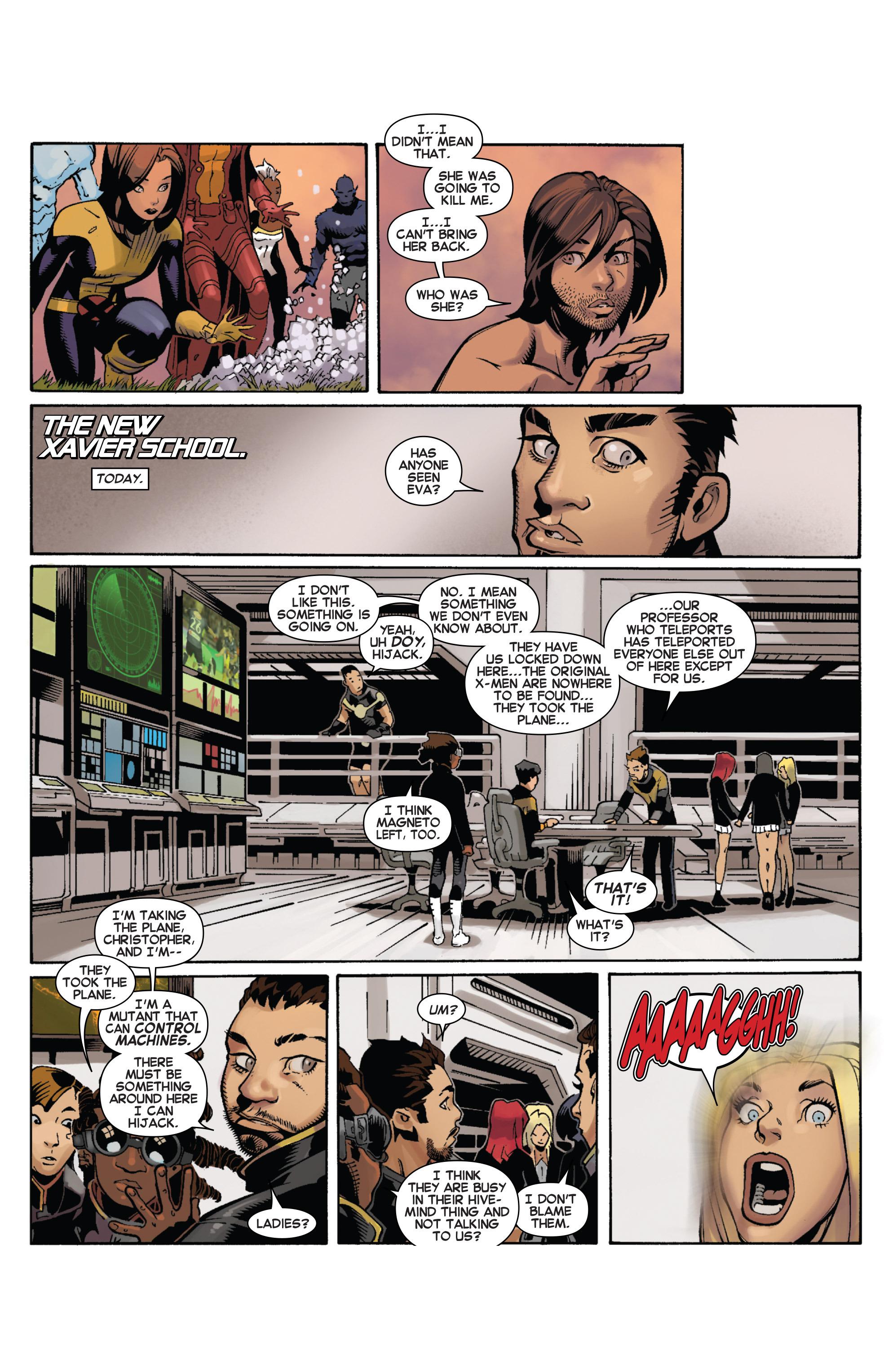 Read online Uncanny X-Men (2013) comic -  Issue #30 - 17