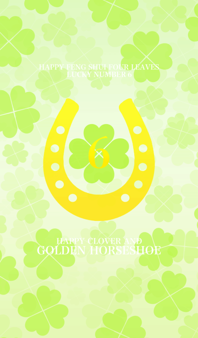 Happy clover and golden horseshoe 6