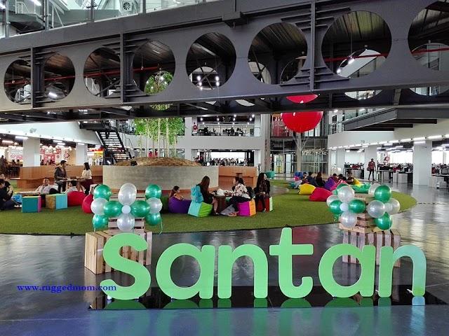 SANTAN Food Festival di Air Asia RedQ !