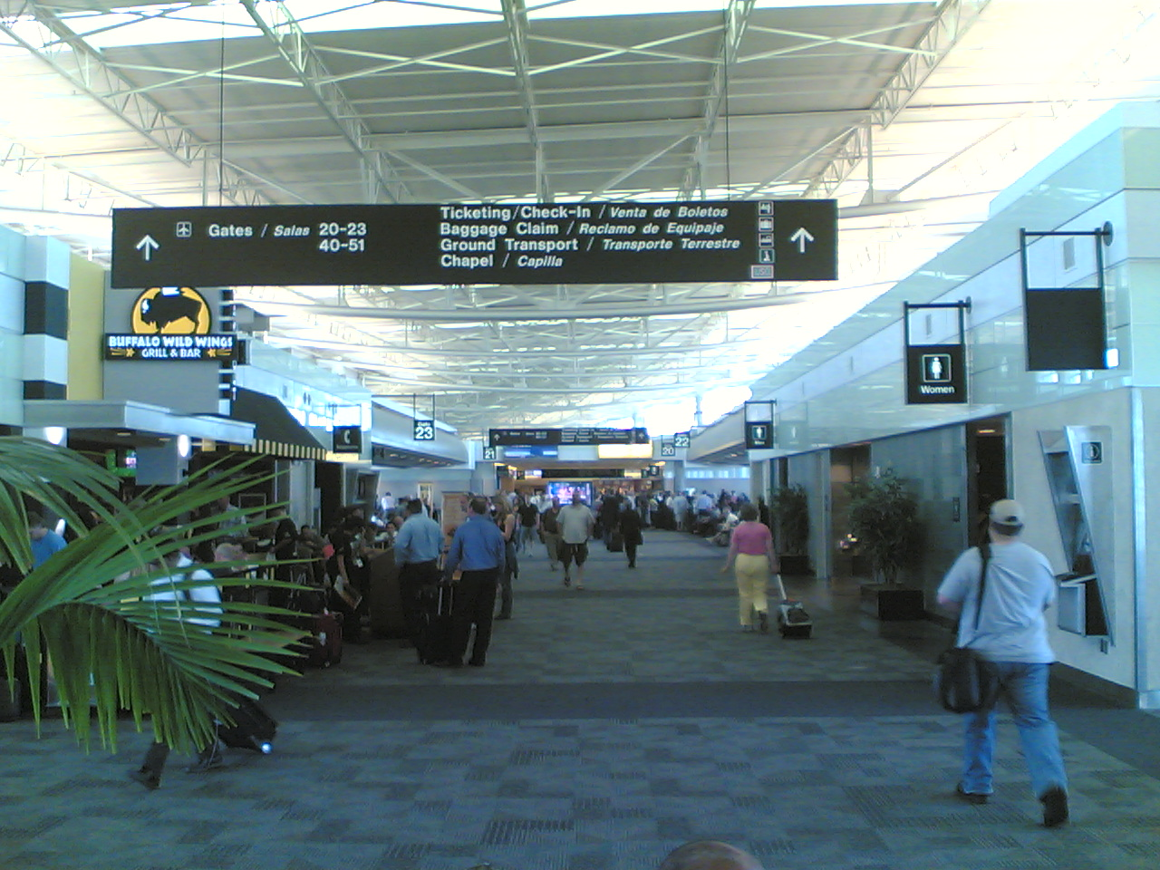 Travel and Tourism: Houston Hobby Airport, Texas