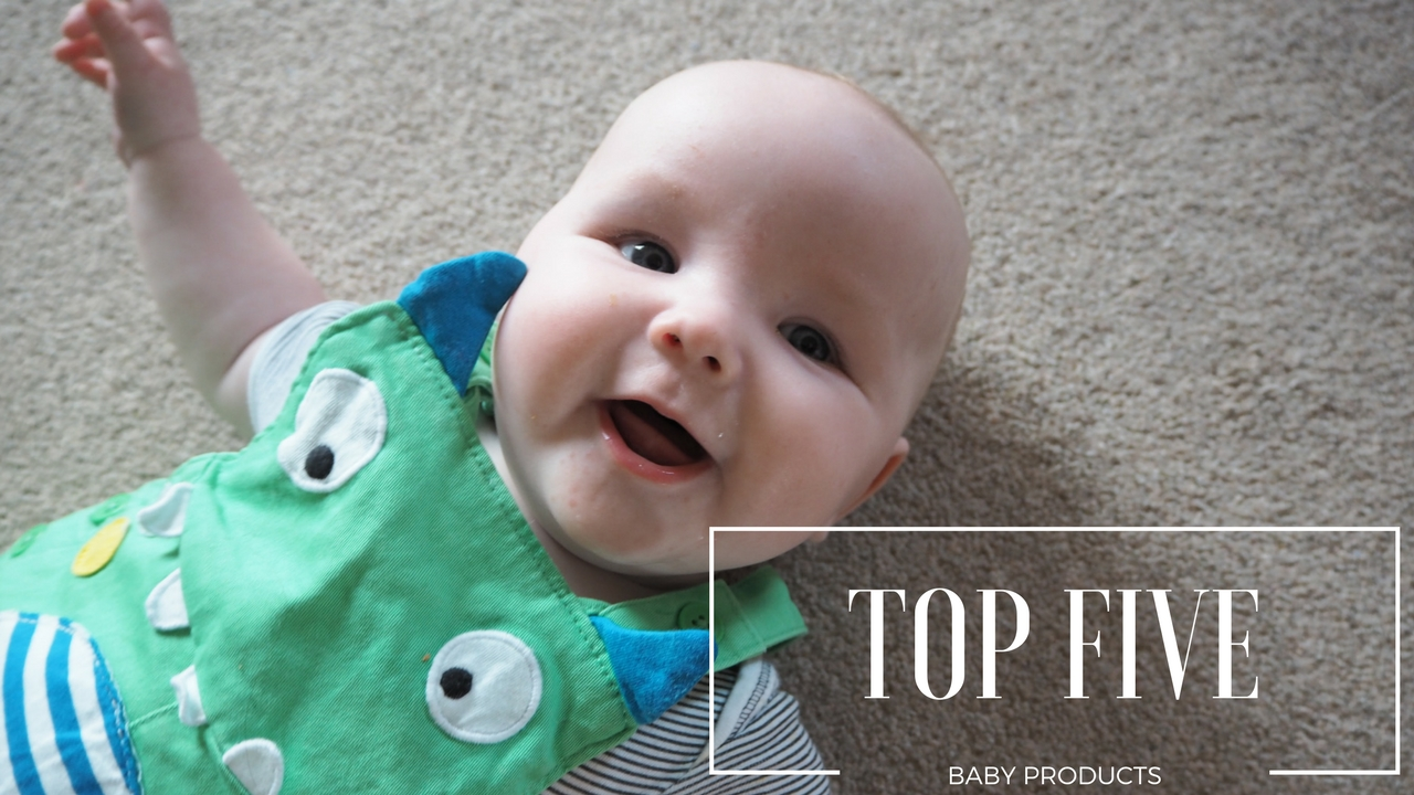 5 BABY PRODUCTS I COULDN'T LIVE WITHOUT | Love, Maisie | www.lovemaisie.com