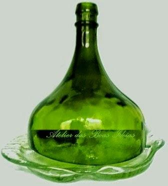 garrafão tampa petisqueira