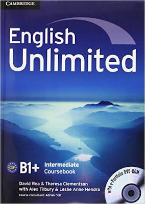 English Unlimited B1+ - Intermediate Coursebook