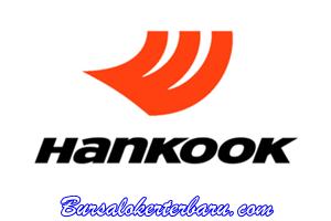 Lowongan Kerja Cikarang : PT Hankook Tire Indonesia - Operator Produksi/Quality Control