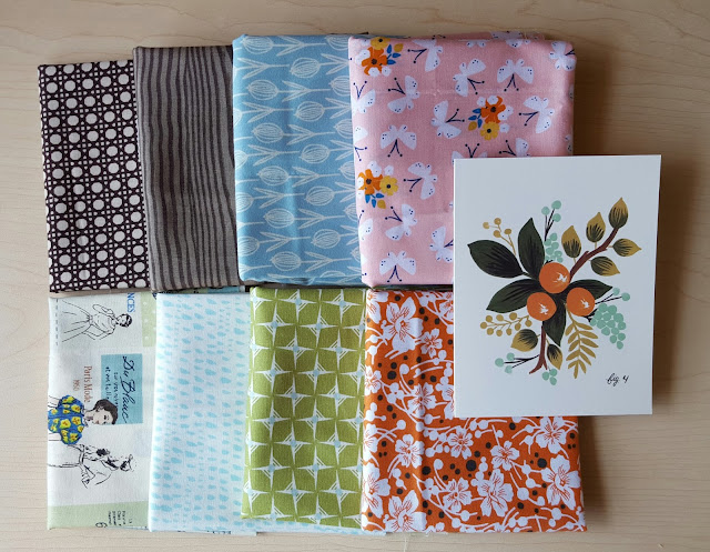 Summer House bundle by Heidi Staples of Fabric Mutt
