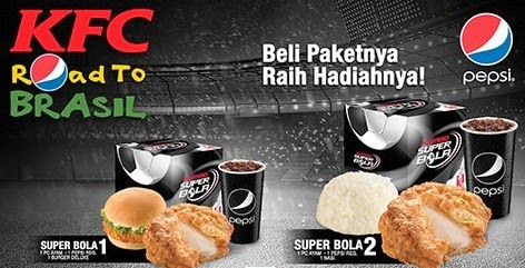 Daftar Harga Menu Kombo KFC Terbaru 2019