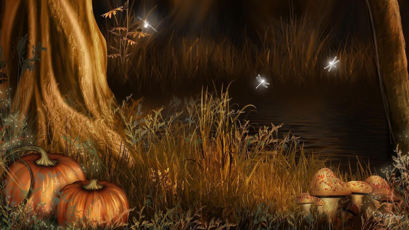 Halloween wallpapers free halloween wallpapers - Pumpkin wallpaper fall ...