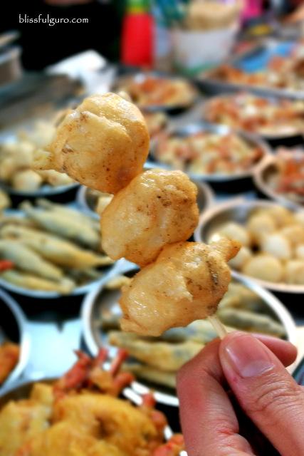Taiwan Squid Balls