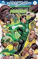 DC Renascimento: Hal Jordan e a Tropa dos Lanternas Verdes #6