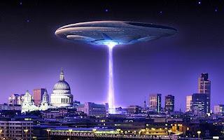 Pesawat Ufo