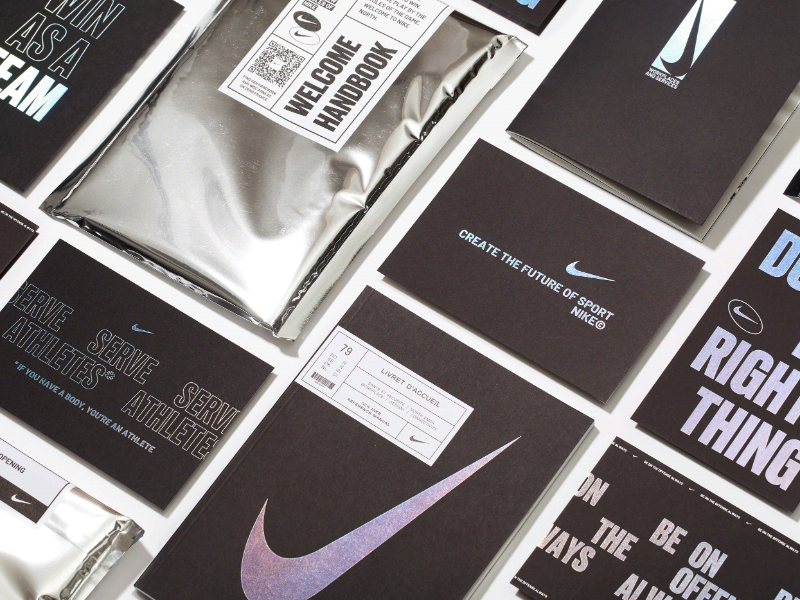 Nike Welcome Pack