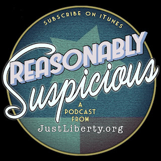 Reasonably Suspicious: Listen to the podcast, join us for our Launch Party!