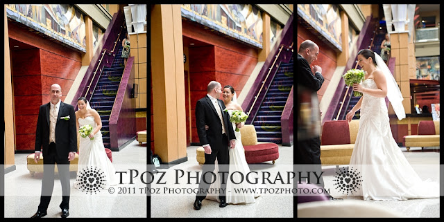 Pier Five Hotel Wedding Photography Baltimore