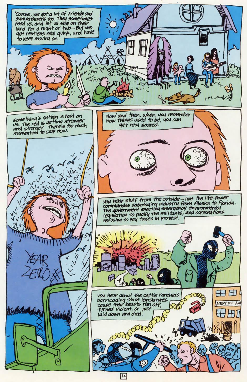 Read online Animal Man (1988) comic -  Issue #75 - 15