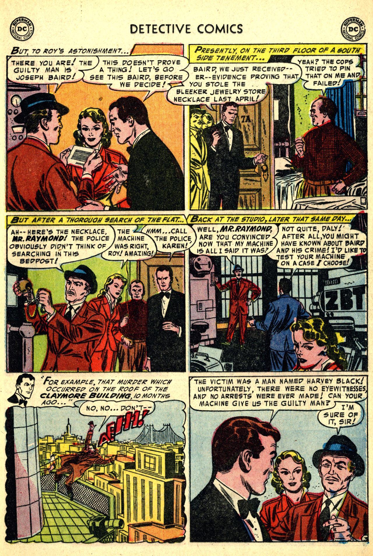 Detective Comics (1937) 208 Page 18