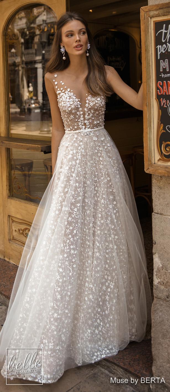 K'Mich Weddings - wedding planning - wedding dresses - berta collection 2019